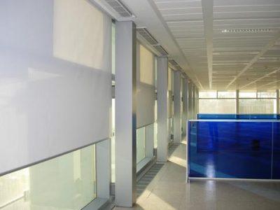 Persianas de interior sevilla persianas oficinas sevilla for Muebles de oficina jimenez sevilla