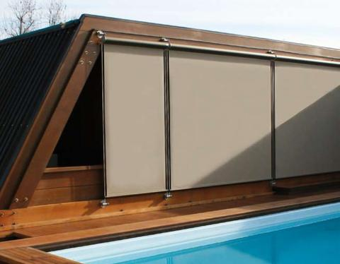 Cortinas para exteriores cortinas para exteriores este for Cortinas exteriores